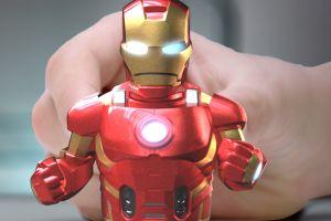 Ironman-hand