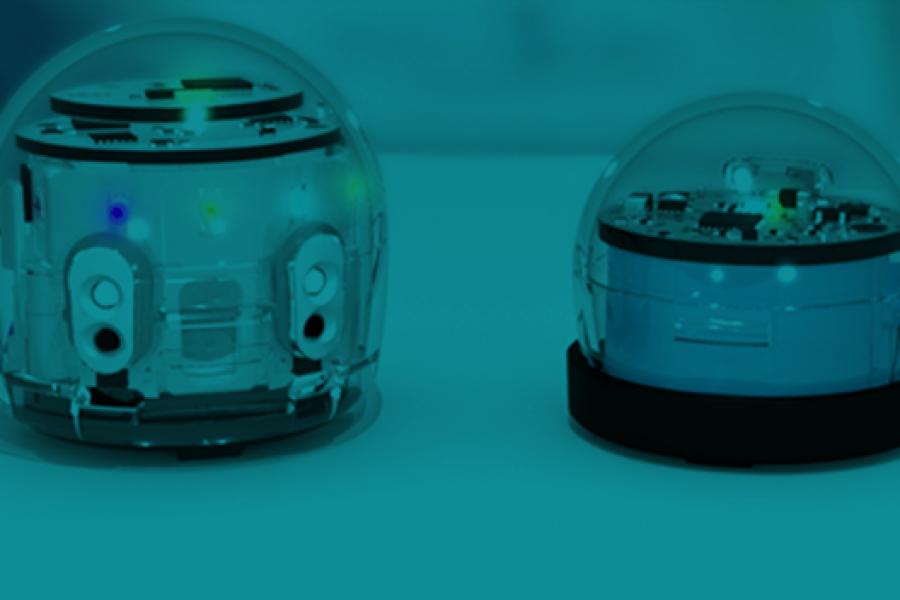 De educatieve robots van Ozobot!