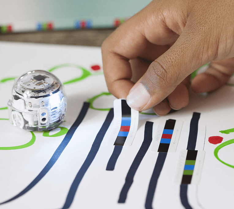 Ozobot-sticker